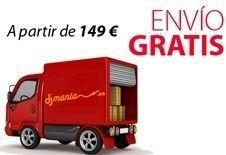 Portes gratis para pedidos superiores a 149€