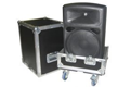 FLIGHT CASE TRANSPORTE ALTAVOCES