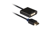 DisplayPort a DVI
