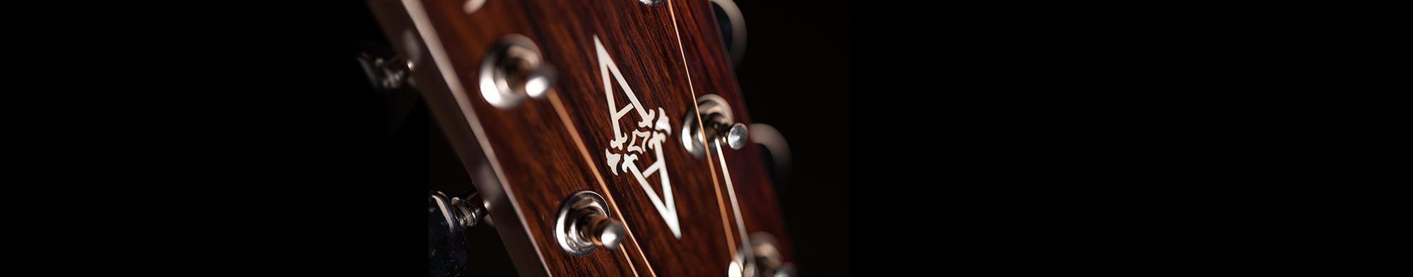 Logo Alvarez Guitars