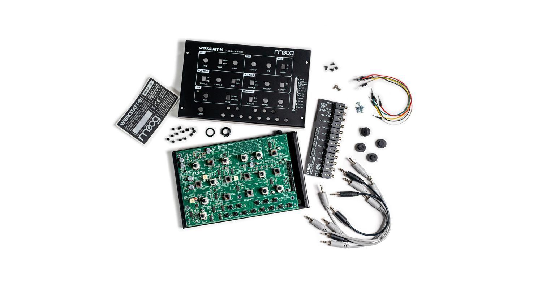 Moog Werkstat-01 Kit Montaje