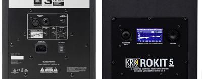 JBL 305P MK2 Vs KRK Rokit RP5 G4