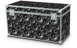 Adam Hall Hardware Imageboard 7 SPEAKER Tablero de abedul con motivo de Altavoces 7 mm