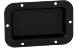 Adam Hall Hardware 8705 BLK - Base sin perforar negra