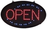 "Cartel LED ""OPEN"""