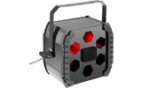 Cameo Moonflower - 9 W de luz LED de color TRI Efecto CLMOVER1