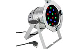 PAR 56 puede Cameo - 18 x 1 W LED PAR Can RGB en la vivienda pul