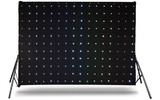 Cameo LED DROPIX 176 - Cortina de LEDs profesional con matriz de efectos 3,1 m x 2 m