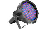 Cameo FLAT PAR CAN RGB 10 IR - Foco PAR LED RGB plano Spot 144 x 10 mm  con Carcasa negra