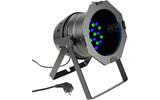 Cameo CLP64RGB1WBS - Foco PAR LED RGB 36x1W Negro