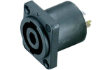 Conector Chasis Speakon 4 polos CNC-1153