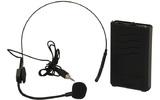 Microfono de Cabeza Inalámbrico - 207.5Mhz