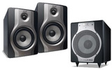 M-Audio BX 5 Carbon + BX Subwoofer