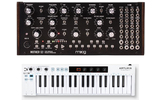 Moog Mother 32 + Arturia KeyStep 37