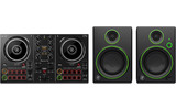 Pioneer DDJ-200 + Mackie CR4 Bluetooth