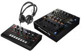Pioneer DJM 900 NXS2 + Toraiz AS-1 + Sennheser HD 25