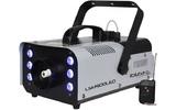 Maquina de humo 900W DMX con 6 LEDs RGB