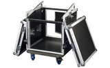 Rackcase with Topmounting