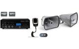 Sistema de megafonia portatil USB / MP3 - PEM-73
