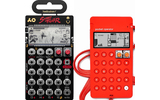 Teenage Engineering PO-133 Stret Fighter + Case CA X Rojo