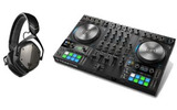 Traktor Kontrol S4 Mk3 + V-Moda Crossfade Wireless