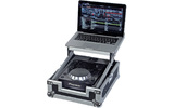 "Flight Cases WM-10M LTS GL - MIXER o CD 10"" + BANDEJA PORTATIL"