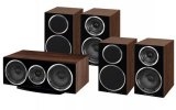 Wharfedale Diamond 220 Home Cinema 5.0 - Rosewood