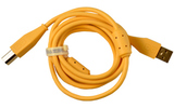 DJTechTools Chroma Cable Naranja - recto