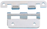 Adam Hall Hardware 2252 - Bisagra desmontable y galvanizada