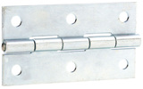 Adam Hall Hardware 2602 - Bisagra media galvanizada