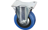 Adam Hall Hardware 37141 - Castor 100 mm con rueda azul