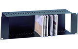 "Adam Hall 874331 - 19"" CD Shelf"