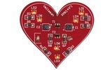 Corazón intermitente SMD