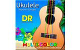 DRstring UMCSX Ukelele Multicolor Soprano/Concert