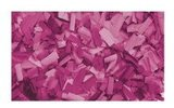 Showtec Recarga Confeti rectangular 55x17mm Rosa