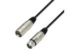 Adam Hall K3MMF2000 - Cable micrófono XLR hembra a XLR macho 20m