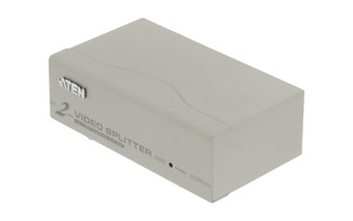 2-Port Splitter VGA Plata - Aten VS92A-AT-G