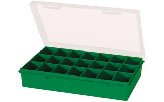 TAYG - ORGANIZADOR - 290 x 195 x 54 mm - 21 COMPARTMENTOS
