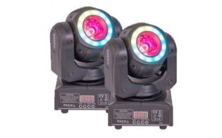 2x Ibiza Light MH Beam 40 FX