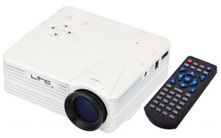 LTC Audio VP60 - Videoproyector LED