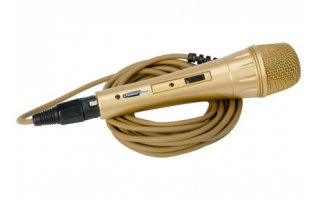 Imagenes de JamminPro MIC020 My Gold