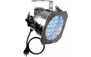 Showtec PAR 56 Corto LED - Plata