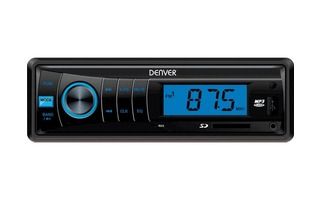 Denver CAU-440 - Autorradio FM con MP3