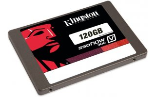 "Kingston SSDNow V300 SATA 3.0 - 2,5"" - 120GB"