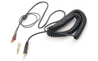Cable espiral Sennheiser HD 25