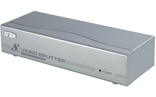 8-Port Splitter VGA Plata - Aten VS98A-AT-G
