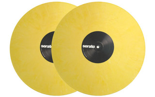 Serato Performance Series Amarillo (Pareja)