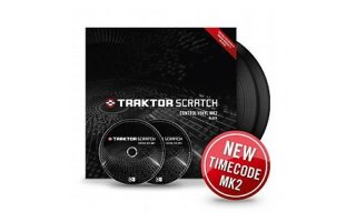 Traktor Scratch Mk2 Media Pack