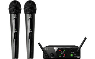 AKG WMS 40 PRO Mini Vocal SET Dual