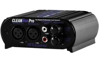 ART CleanBox Pro - 2 Channel Converter